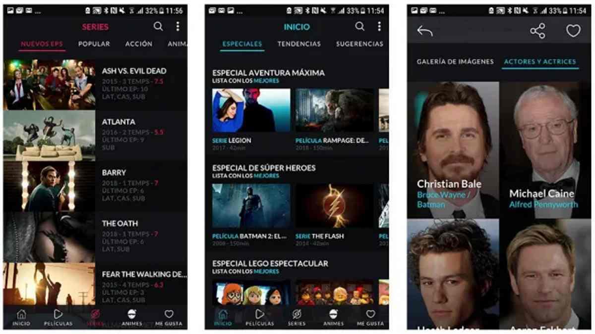 BigXie Películas y Series para Android