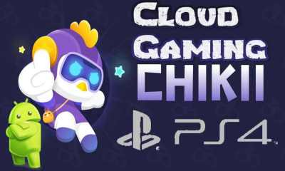 Chikii Cloud Gaming APK para Android Nueva app de juegos en streaming