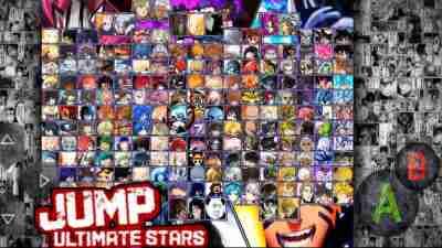 Jump Super Stars Reborn Brutal Mugen apk sin emulador