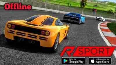 Redline Sport para Android apk Mod con todo ilimitado