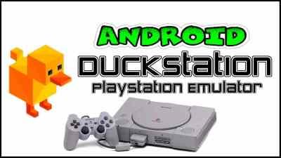 DuckStation Emulator de PlayStation 1 para Android