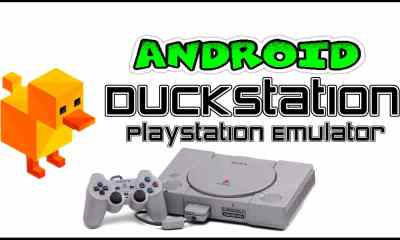 DuckStation Emulator de PlayStation 1 para Android