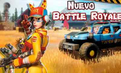 Mission S apk Android Genial Battle Royale
