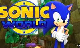 Sonic World apk Android Increíble juego de sonic que debes tener