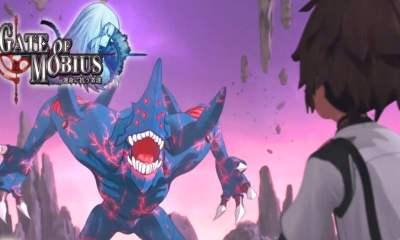 Gate Of Mobius apk para Android Increíble nuevo juego Anime