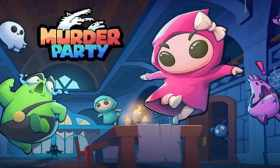 Murder Party para Android Es la mejor copia del famoso juego Among Us