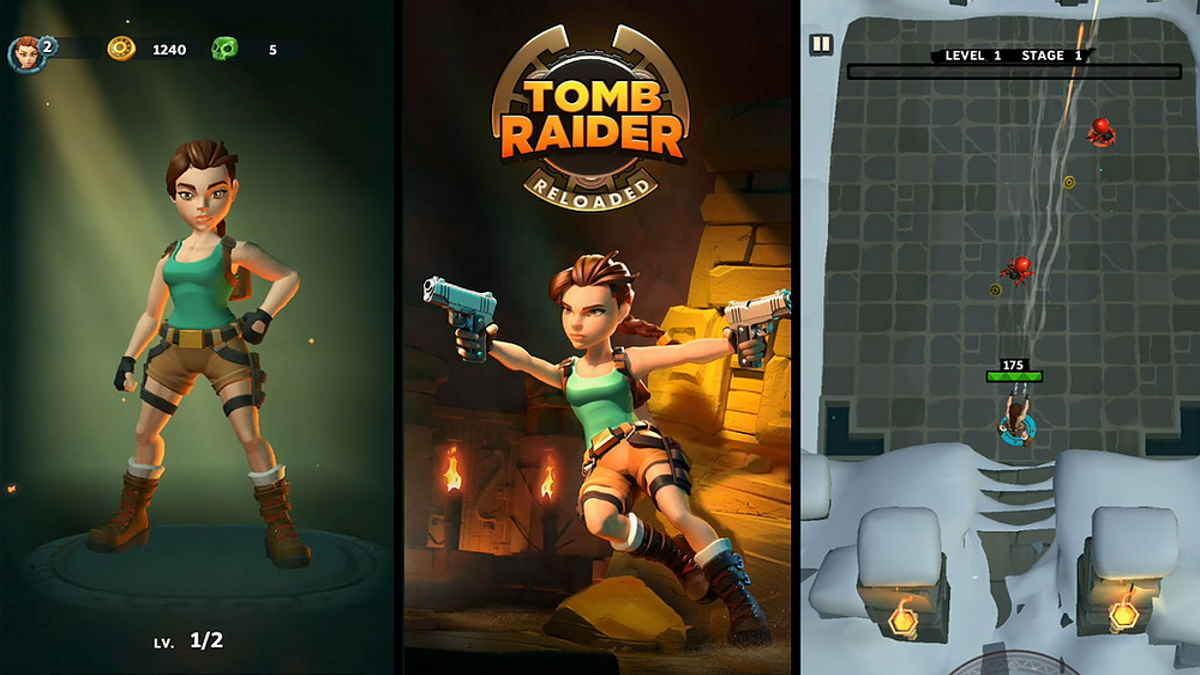 Tomb Raider Reloaded APK para Android