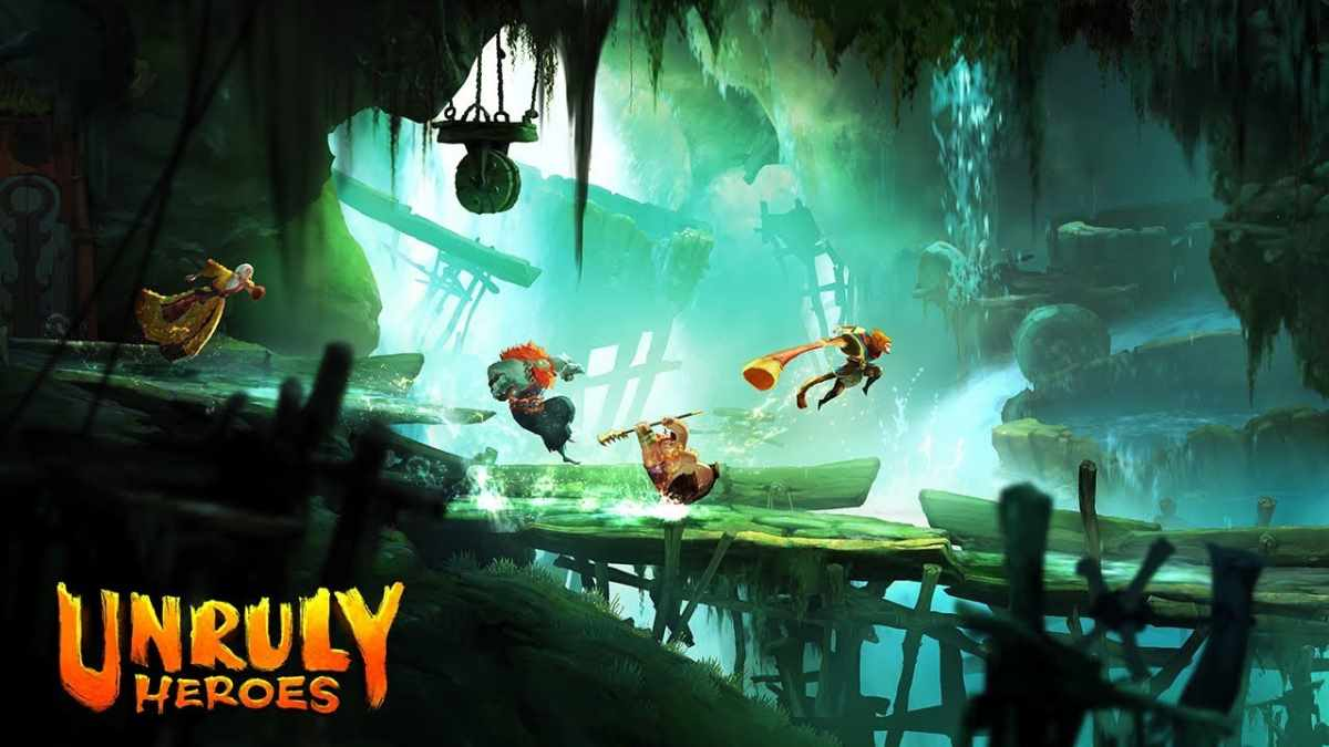 Unruly Heroes apk Android