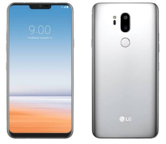 شركة آل جي تقرر الاعلان عن هاتف LG G7 شهر ماي المقبل