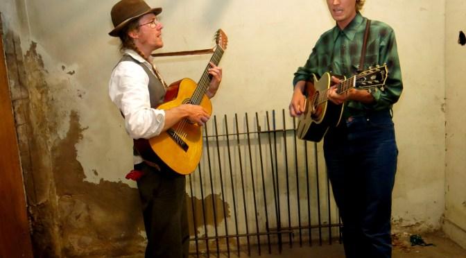 Cellar Songs (Burlington, WI) with Tom Brosseau — Bob Sullivan