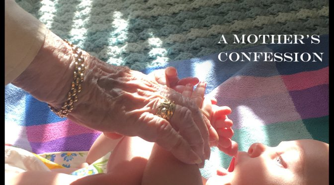 """A Mother's Confession"" — song and recording by Amanda Palmer"