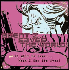 Review of 'Agent Z Saves the World' compilation album on Factory Fast Records