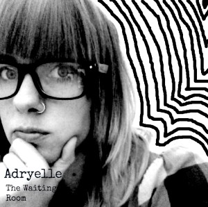 Review of 'The Waiting Room' Album by Adryelle on WEATNU Records #WEATNU