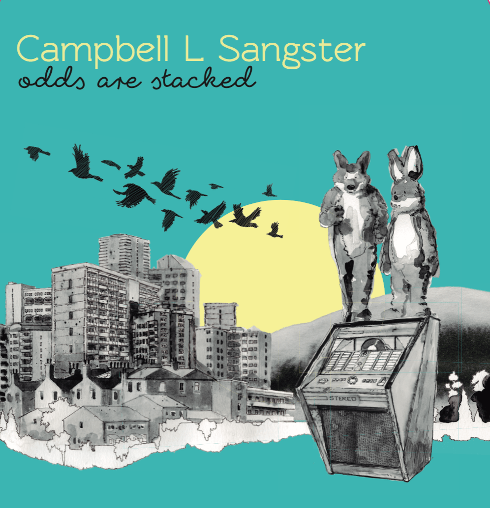 Review of 'Odds are Stacked' single by Campbell L Sangster on Higuera Records