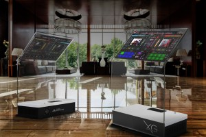 Touch Innovations wows with stunning see-through, all-glass, multi-touch control display exuding 'XG' factor