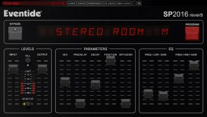Review of SP2016 Reverb plugin (VST/AU/AAX) by Eventide