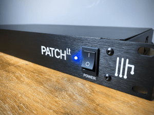 Flock Audio propagates PATCH digitally-controlled, 100%-analog patch bay routing system selection with LT and XT hardware
