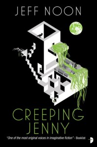 Review of Creeping Jenny by Jeff Noon