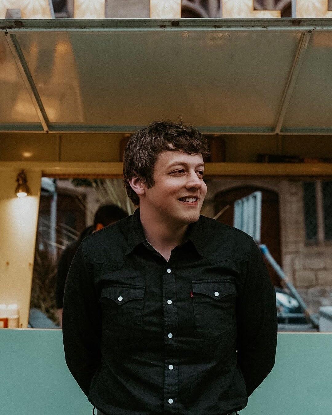 Conrad Ashton feature – includes latest single 'Time'