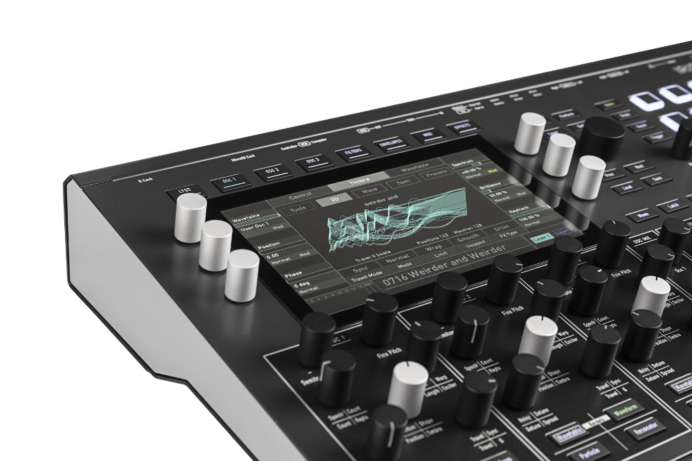 Waldorf Music makes more waves by bringing flagship's futuristic functionality and advanced tonality to desktop with Iridium Synthesizer