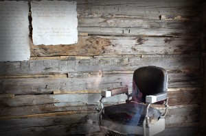 Andy Bell - A Ghost at Bannack