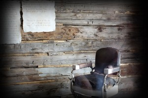 Andy Bell - Glimpses of a Ghost - Bannack State Park