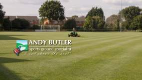 Football Pitch Maintenance