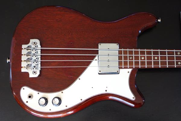 1965 Epiphone Newport Bass