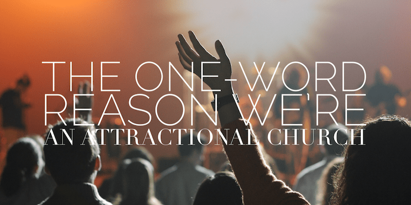 attractional church