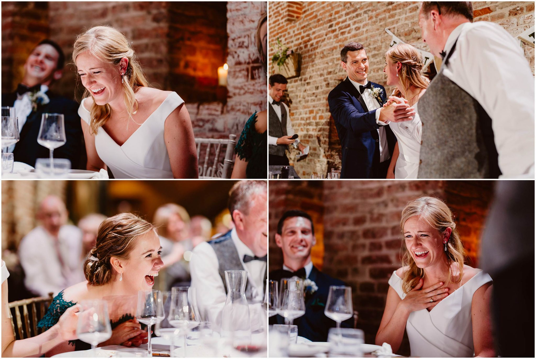 BRONAGH & ADAM'S HALES HALL BARN WEDDING - NORFOLK WEDDING PHOTOGRAPHER