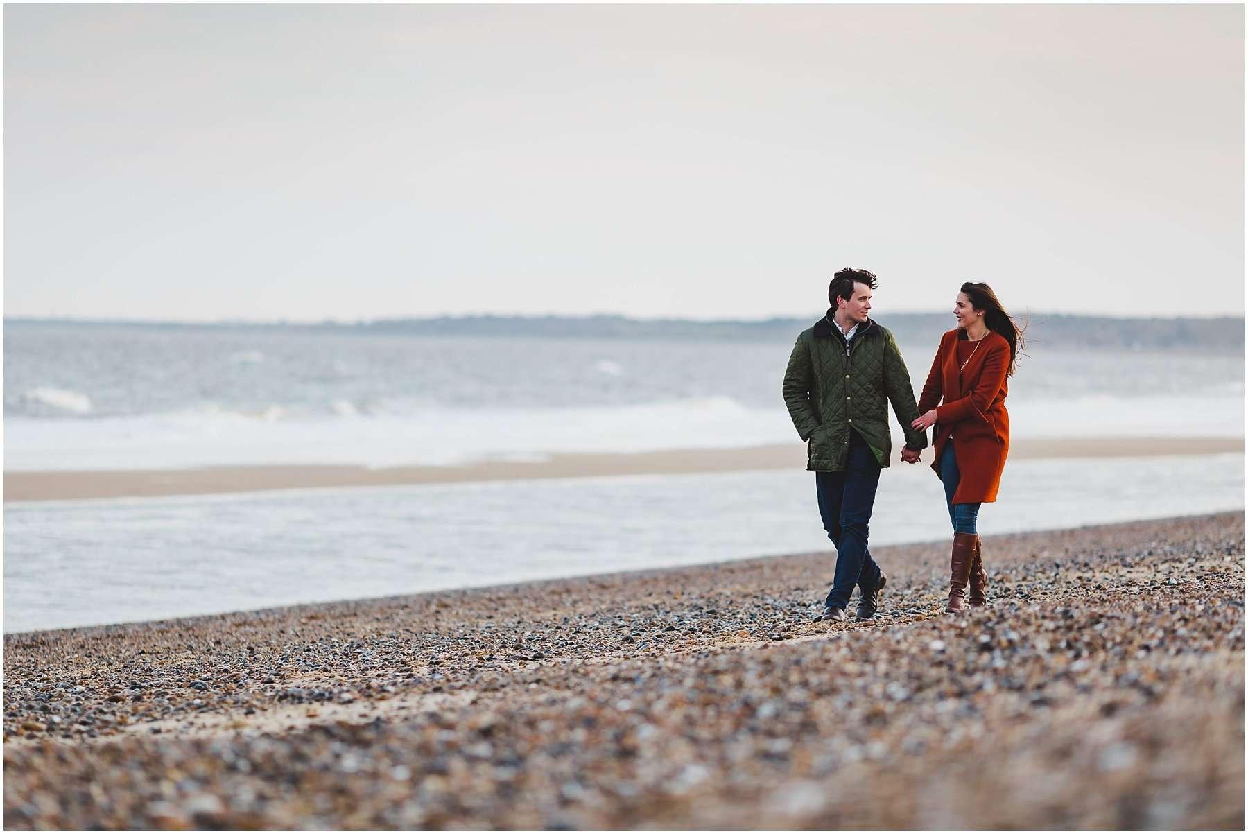 Andy Davison - Norfolk Engagement Shoot