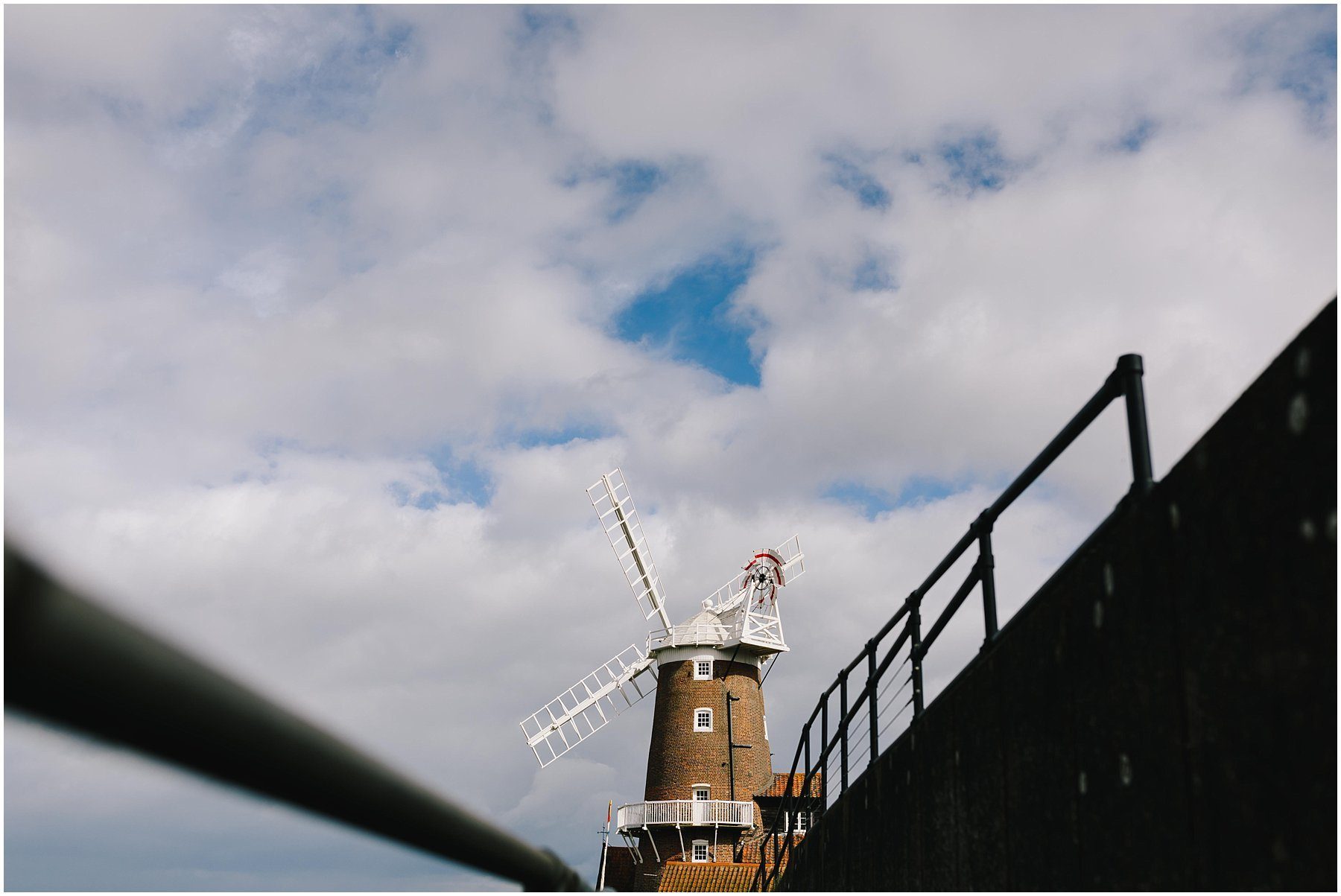Cley Windmill Wedding - Norfolk Wedding Photographer