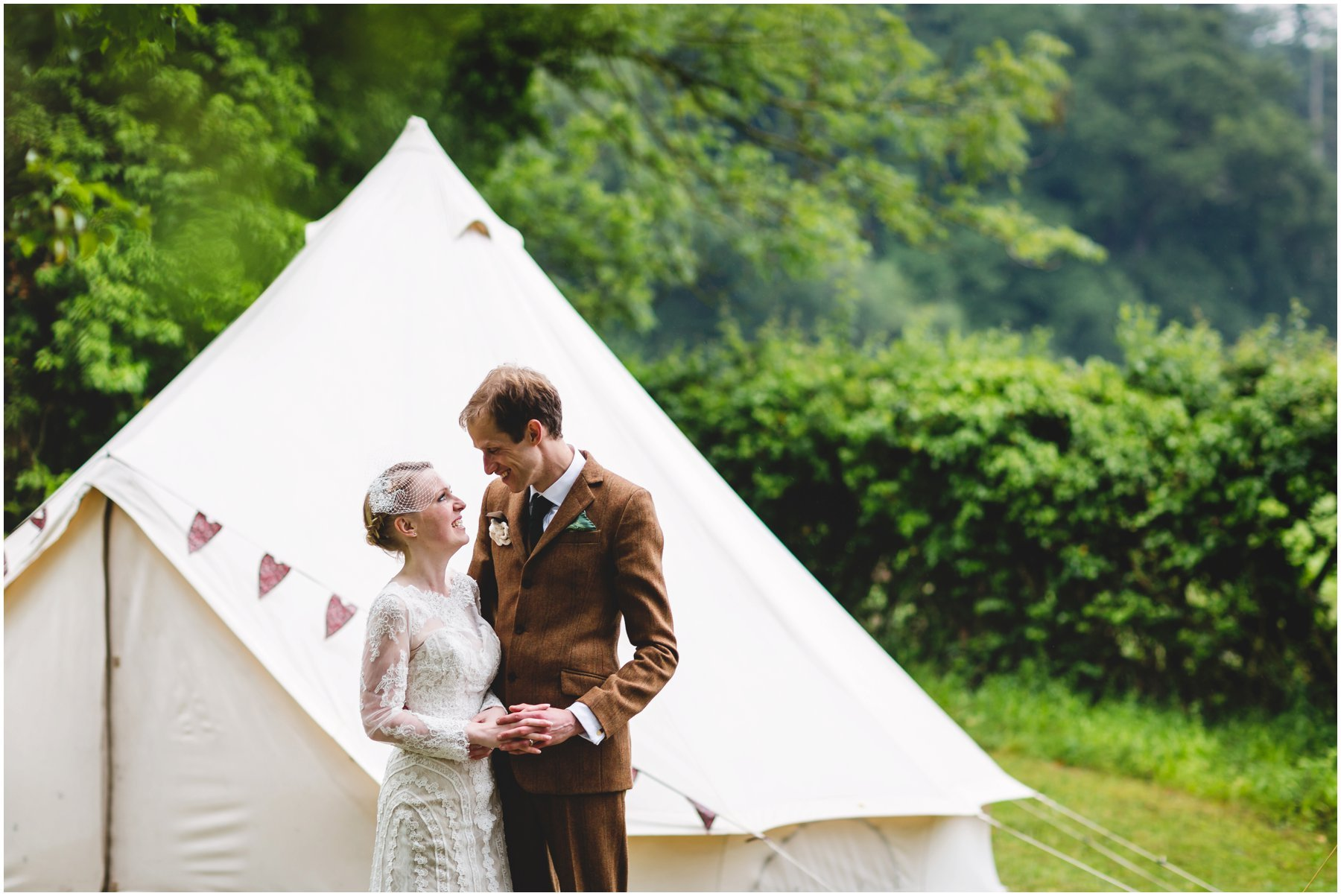 Andy Davison - The Keeper and The Dell Wedding Photographer
