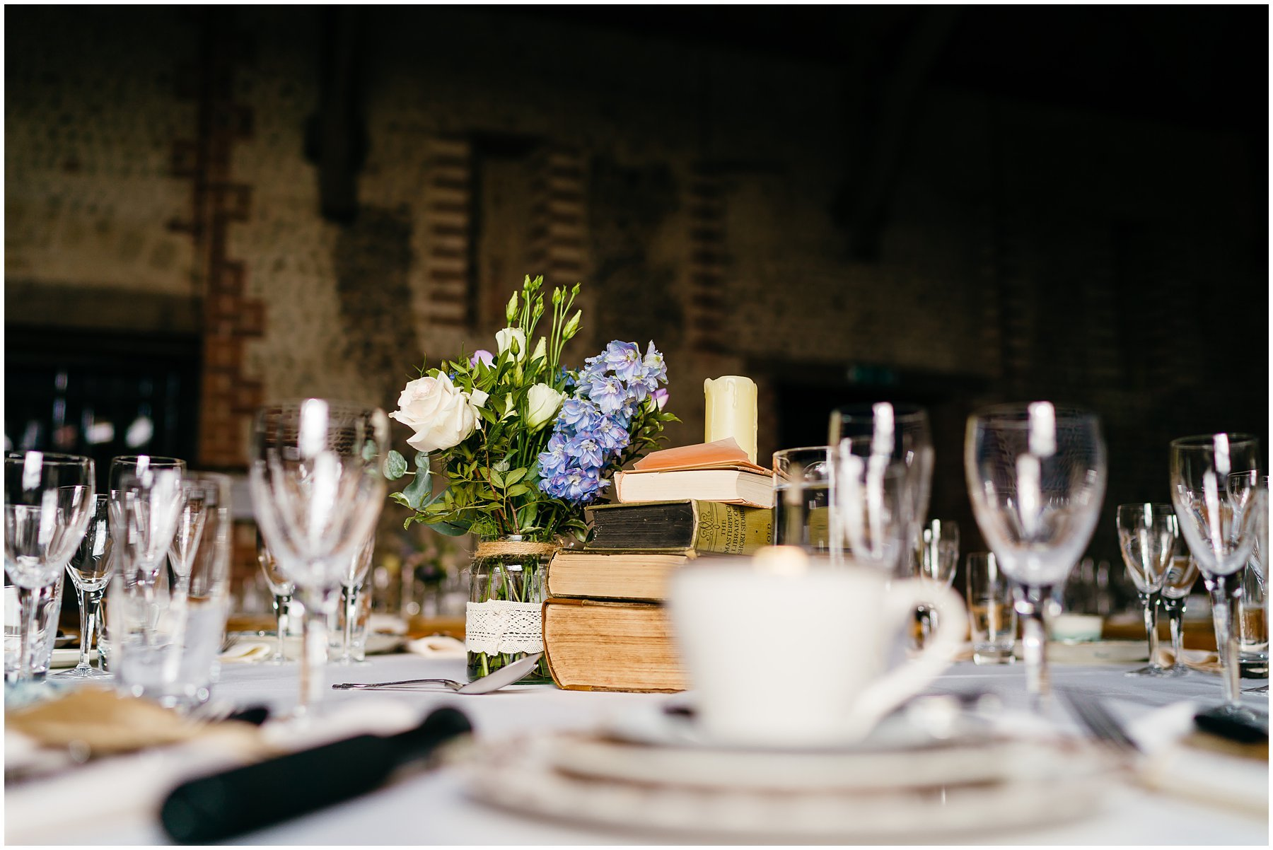 Andy Davison - Waxham Great Barn Wedding Photographer