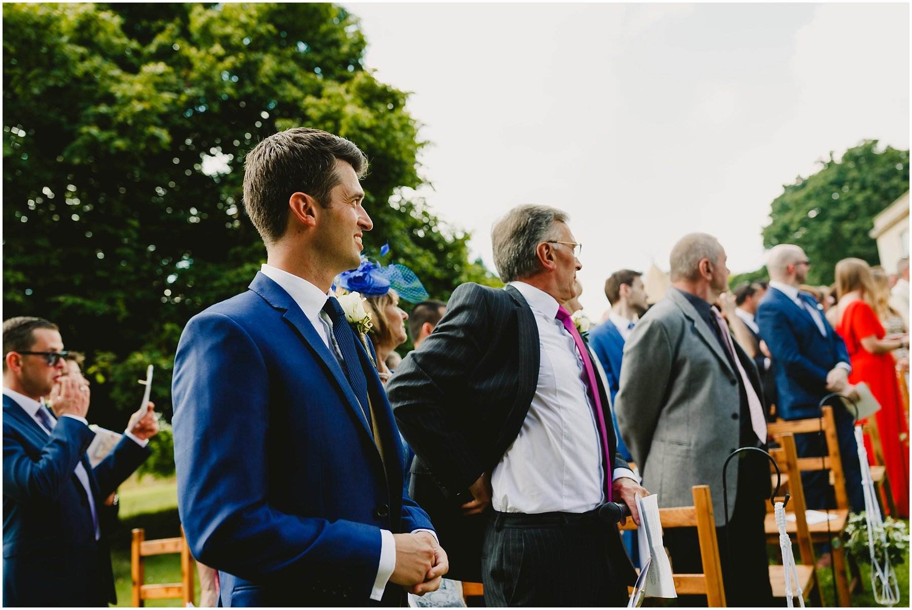 Andy Davison - West Lexham Manor Wedding Photographer
