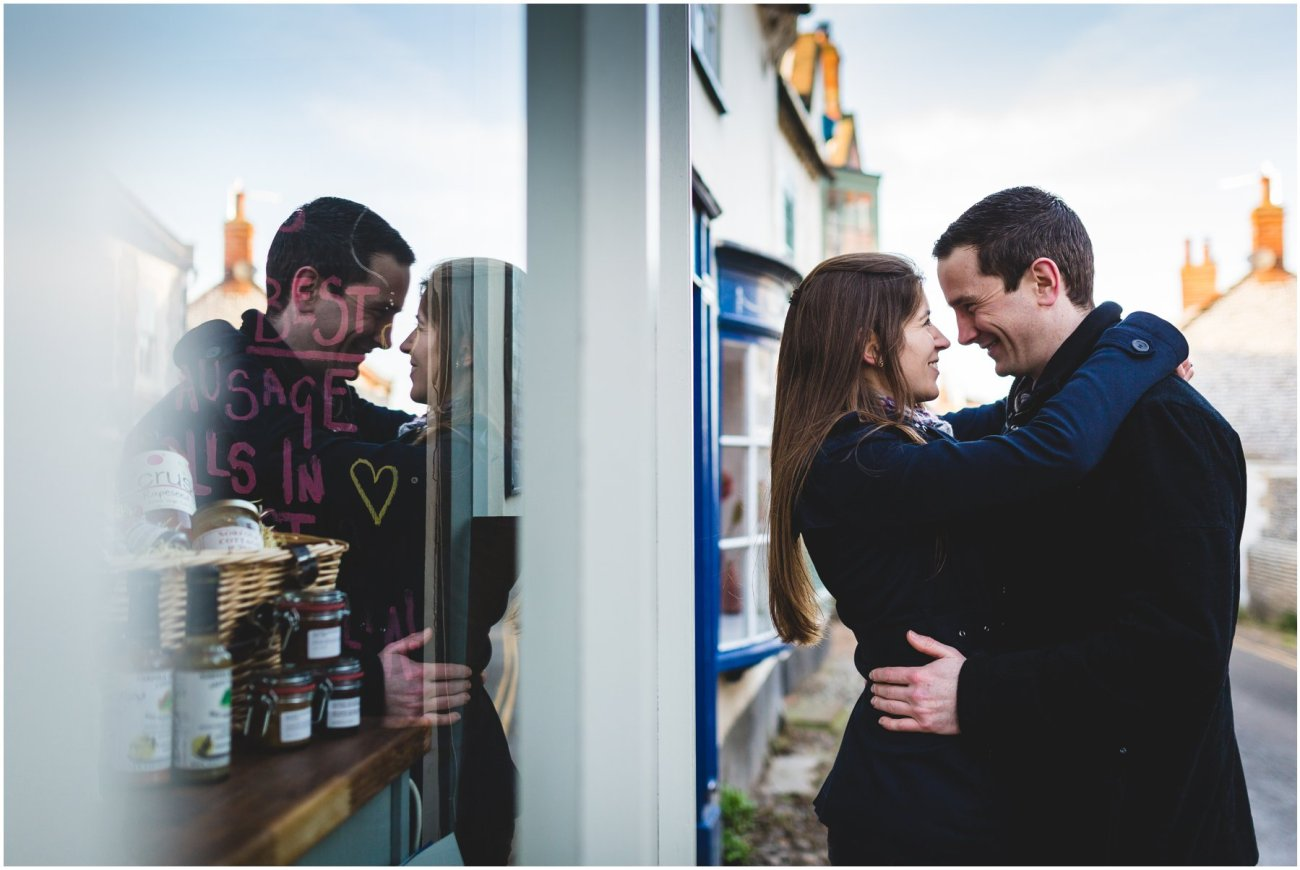 North Norfolk Engagement Shoot - Norfolk Wedding Photographer_1722
