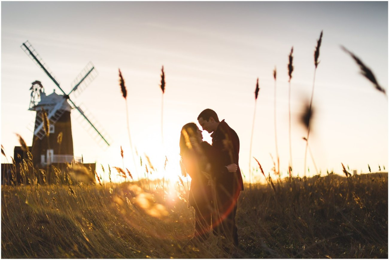 North Norfolk Engagement Shoot - Norfolk Wedding Photographer_1729