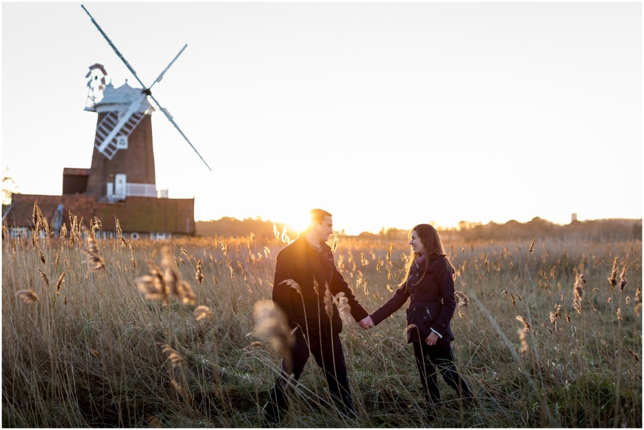 North Norfolk Engagement Shoot - Norfolk Wedding Photographer_1734