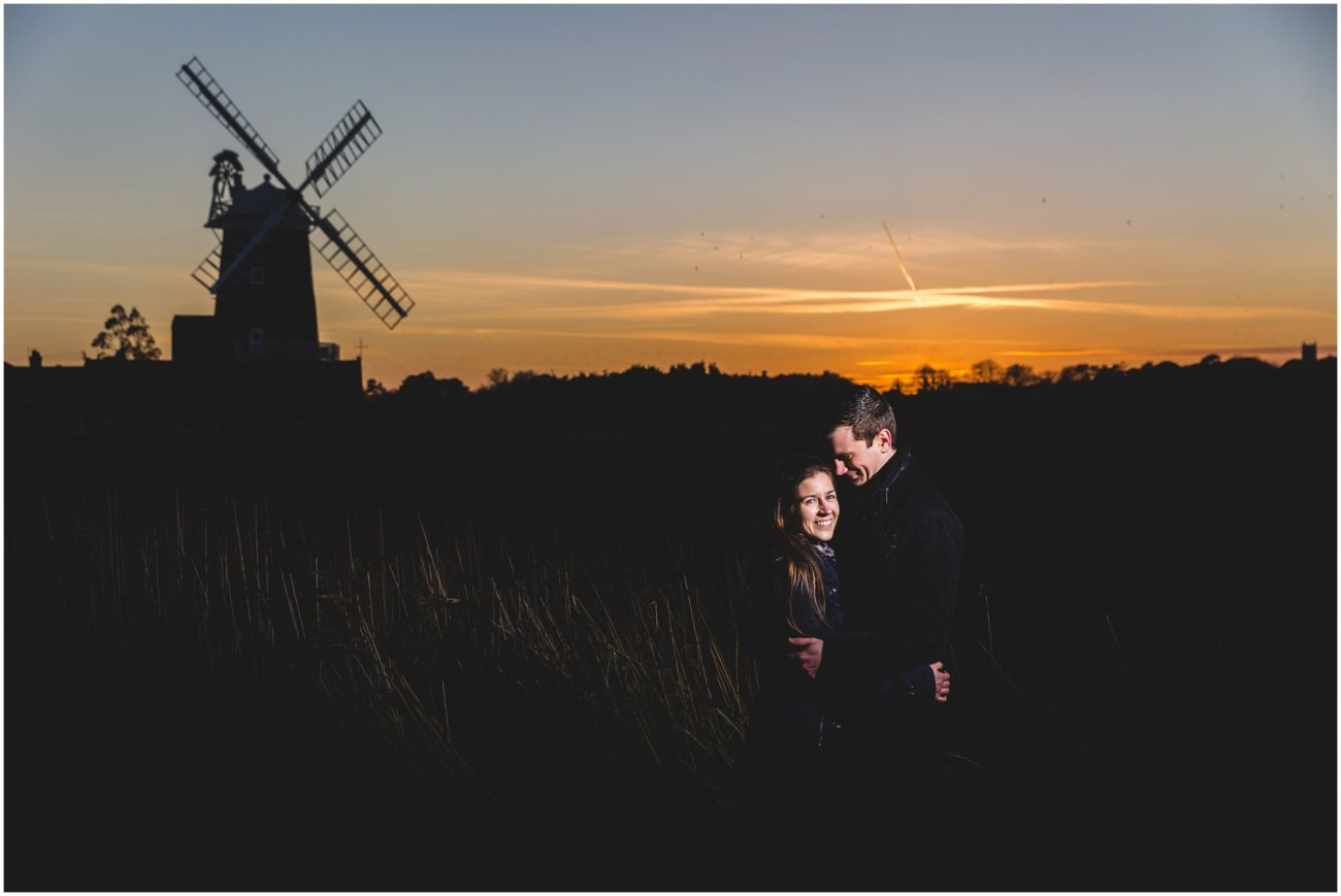 North Norfolk Engagement Shoot - Norfolk Wedding Photographer_1737