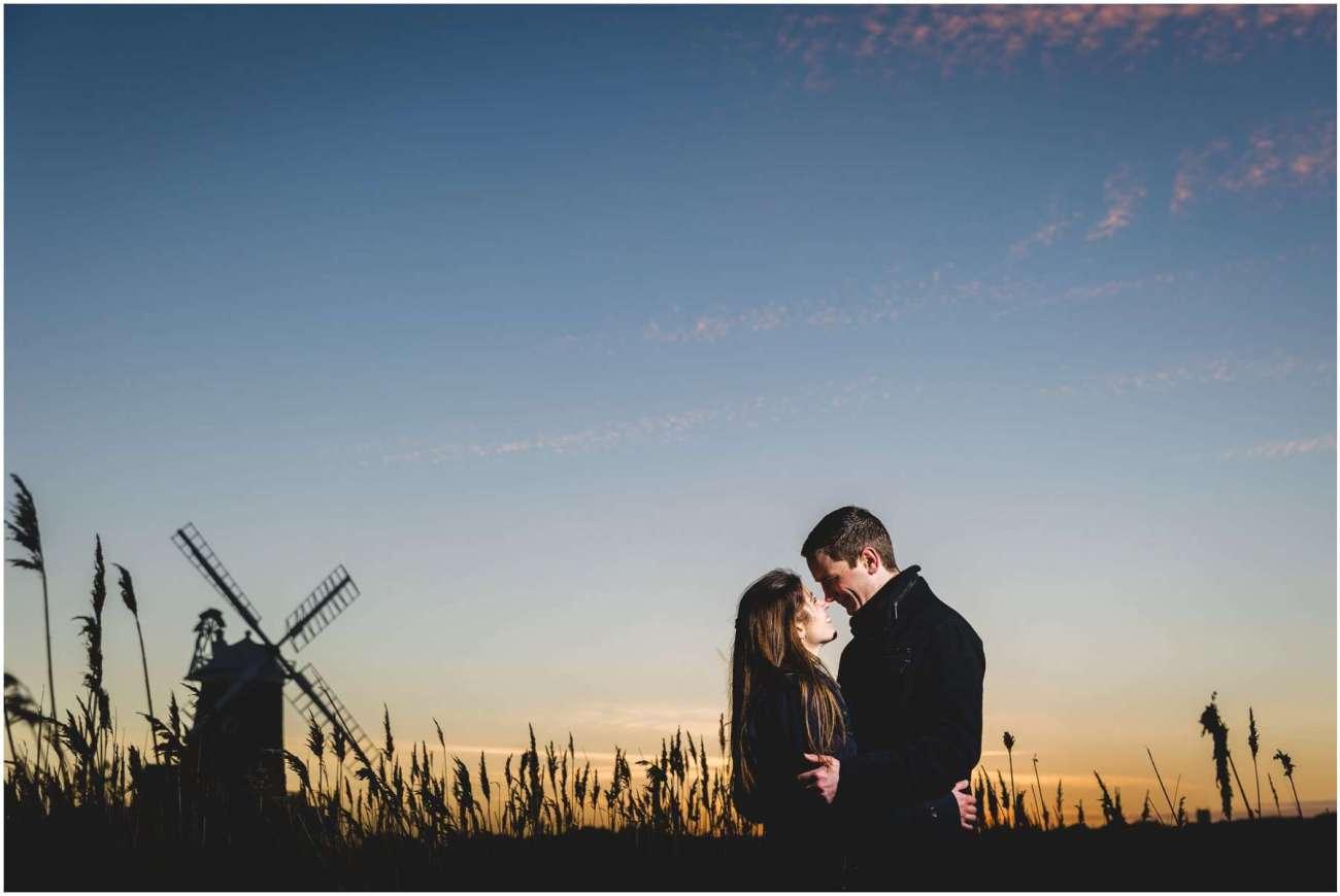 North Norfolk Engagement Shoot - Norfolk Wedding Photographer_1738