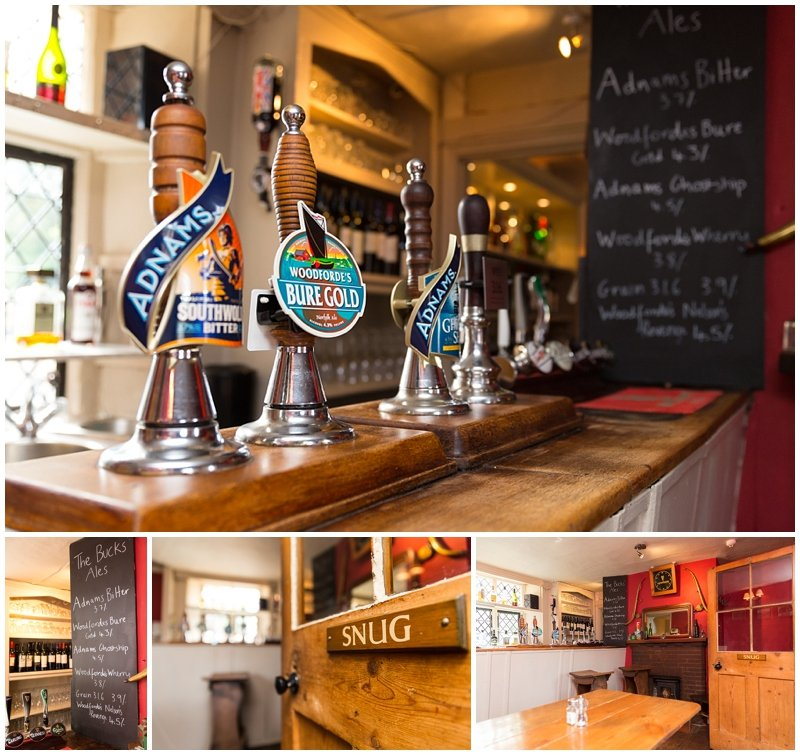 BUCKINGHAMSHIRE ARMS RE-OPENS - NORFOLK COMMERCIAL PHOTOGRAPHER 14