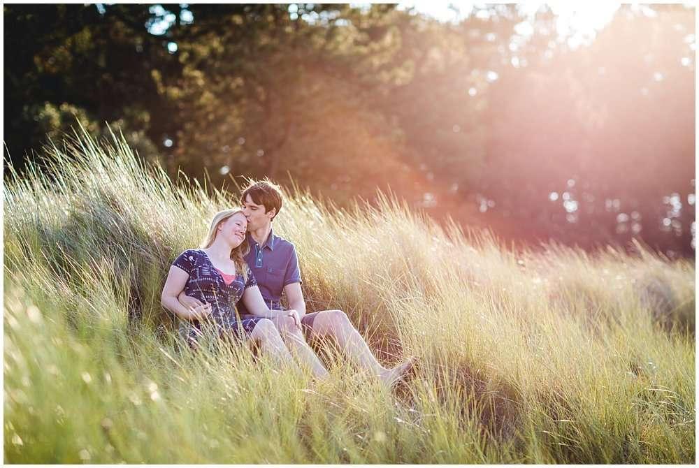 RACHEL AND TOM'S NORTH NORFOLK ENGAGEMENT SHOOT - NORFOLK WEDDING PHOTOGRAPHER
