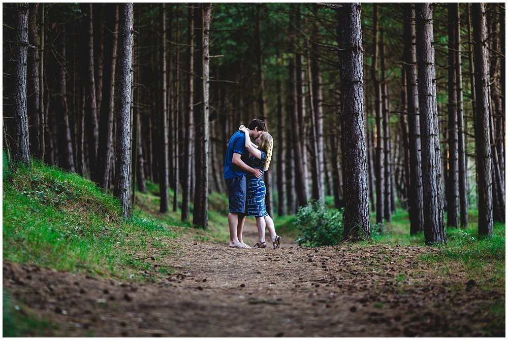 RACHEL AND TOM'S NORTH NORFOLK ENGAGEMENT SHOOT - NORFOLK WEDDING PHOTOGRAPHER 10