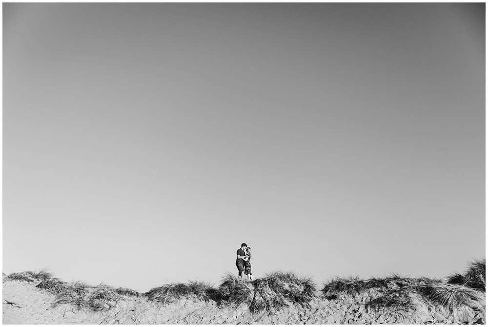 RACHEL AND TOM'S NORTH NORFOLK ENGAGEMENT SHOOT - NORFOLK WEDDING PHOTOGRAPHER 5