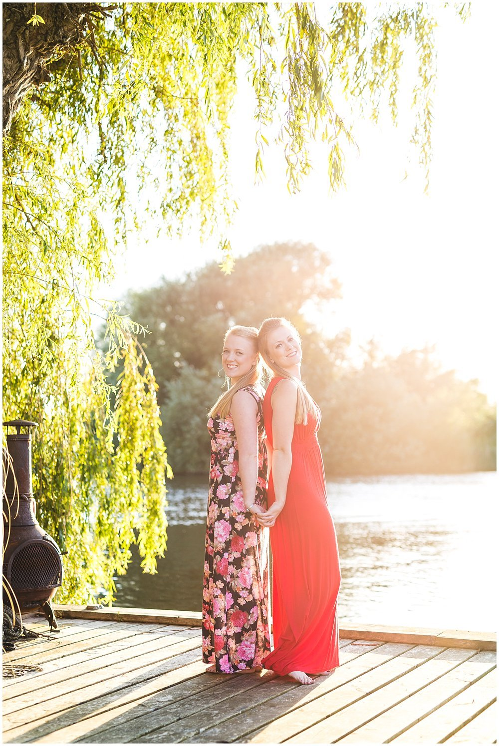 KERRI AND LAURA PORTRAIT SHOOT - NORFOLK PORTRAIT PHOTOGRAPHER