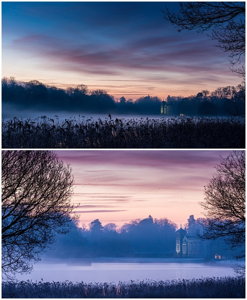 BLICKLING HALL LAKE LANDSCAPE PHOTOGRAPHY COMMISSION - NORFOLK LANDSCAPE PHOTOGRAPHY 2
