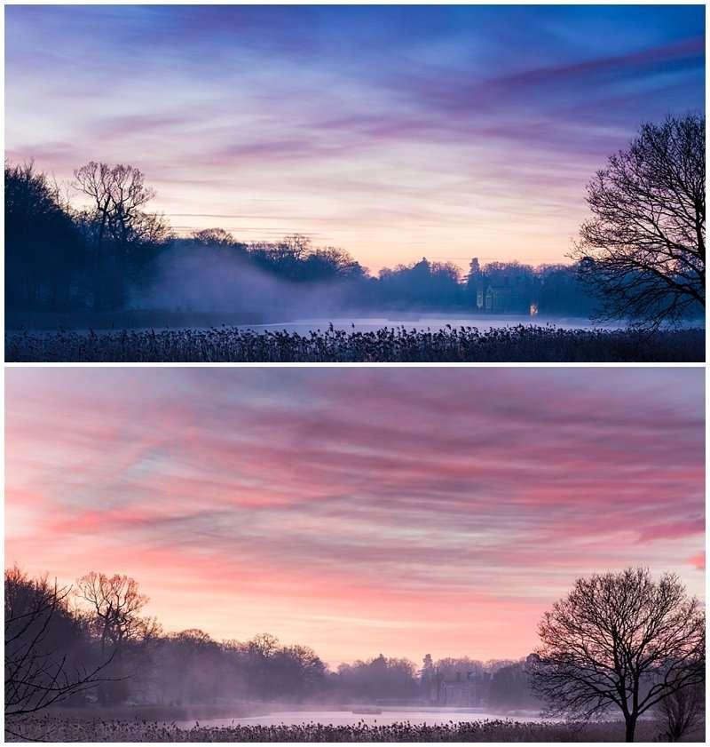 BLICKLING HALL LAKE LANDSCAPE PHOTOGRAPHY COMMISSION - NORFOLK LANDSCAPE PHOTOGRAPHY 4