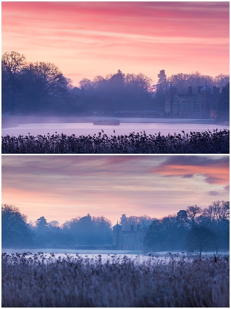 BLICKLING HALL LAKE LANDSCAPE PHOTOGRAPHY COMMISSION - NORFOLK LANDSCAPE PHOTOGRAPHY 6