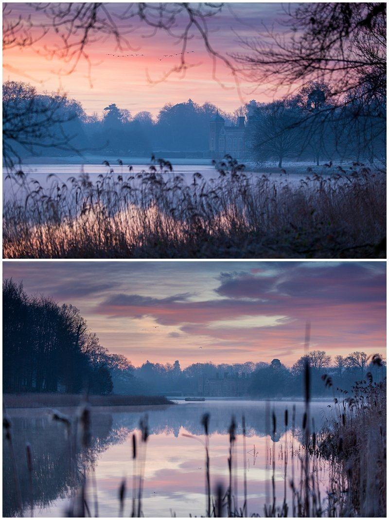 BLICKLING HALL LAKE LANDSCAPE PHOTOGRAPHY COMMISSION - NORFOLK LANDSCAPE PHOTOGRAPHY 9