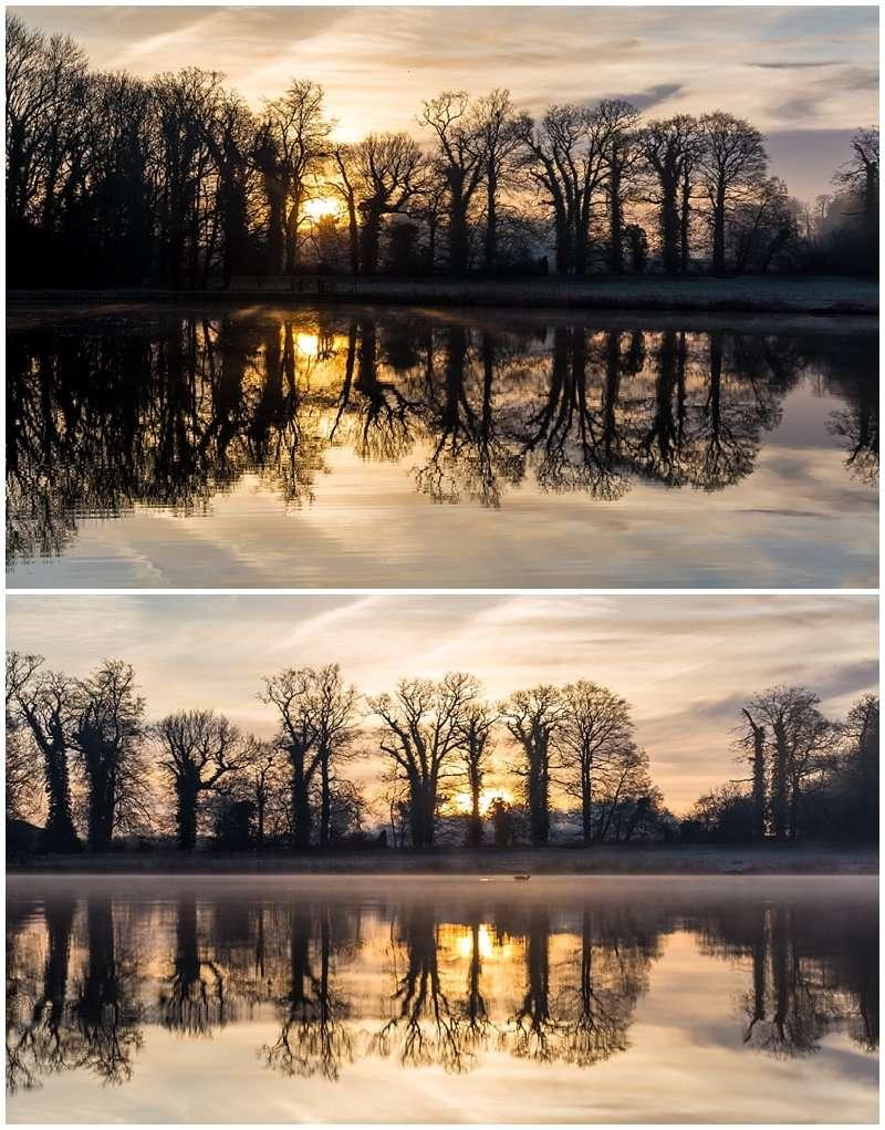 BLICKLING HALL LAKE LANDSCAPE PHOTOGRAPHY COMMISSION - NORFOLK LANDSCAPE PHOTOGRAPHY 13